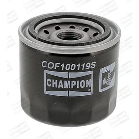Oil filter COF100119S CHAMPION