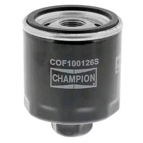 CHAMPION COF100126S Olajszűrő OEM - 030115561K AUDI, SEAT, SKODA, VW, VAG, FIAT / LANCIA, CUPRA jutányos