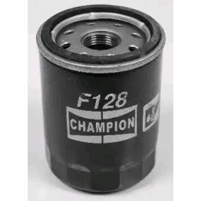 46544820 für FIAT, ALFA ROMEO, JEEP, CHRYSLER, DODGE, Ölfilter CHAMPION (COF100128S) Online-Shop