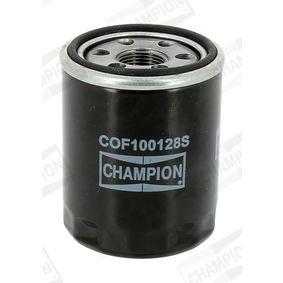 CHAMPION COF100128S Ölfilter OEM - 46544820 ALFA ROMEO, CHRYSLER, DODGE, FIAT, LANCIA, ALFAROME/FIAT/LANCI, HELLA, HAGEN BATTERIE, SONNENSCHEIN, GENERAL MOTORS, FSO, JEEP, TOPRAN, ABARTH günstig