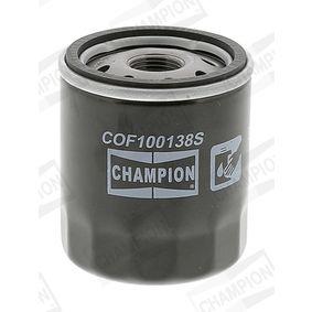 CHAMPION Ölfilter COF100138S