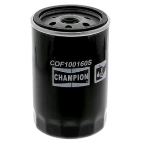 037115561B für VW, AUDI, SKODA, SEAT, WIESMANN, Ölfilter CHAMPION (COF100160S) Online-Shop