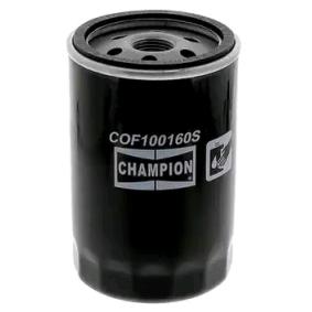 35115561 für VW, AUDI, SKODA, SEAT, Ölfilter CHAMPION (COF100160S) Online-Shop