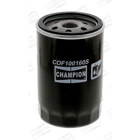 CHAMPION COF100160S Ölfilter OEM - 5004747 FORD, NK, A.B.S., sbs, EUROBRAKE günstig