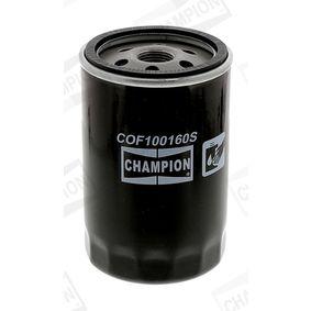 CHAMPION COF100160S Ölfilter OEM - 056115561A AUDI, SEAT, SKODA, VW, VAG, SAMPA, eicher, CUPRA günstig