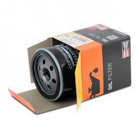 CHAMPION Oil Filter for vehicles without air conditioning Screw-on Filter Art. Nr COF100165S advantageously