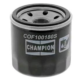 CHAMPION Filtro de aceite COF100180S