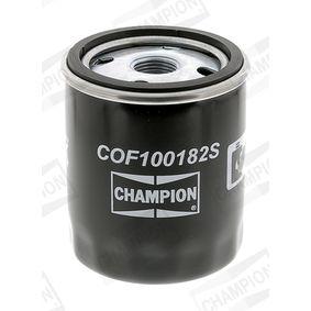 CHAMPION Oil filter COF100182S