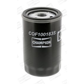 CHAMPION COF100183S Ölfilter OEM - 06A115561B AUDI, HONDA, SEAT, SKODA, VW, VAG, FIAT / LANCIA, SMART, VAICO, AUDI (FAW), eicher günstig