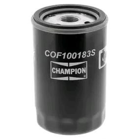 034115561A for VW, AUDI, SKODA, SEAT, SMART, Oil Filter CHAMPION (COF100183S) Online Shop