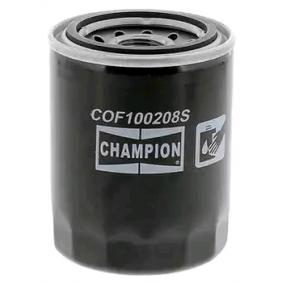 649014 für OPEL, CHEVROLET, DAEWOO, VAUXHALL, PLYMOUTH, Ölfilter CHAMPION (COF100208S) Online-Shop