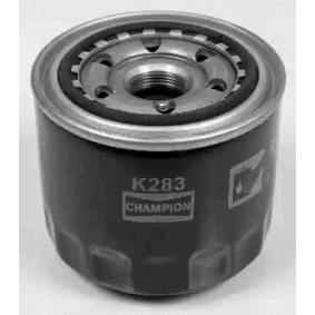 CHAMPION Crankcase breather COF100283S