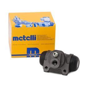 PANDA (169) METELLI Brake wheel cylinder 04-0602