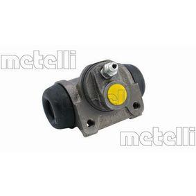 METELLI FIAT PANDA Wheel cylinder (04-0602)