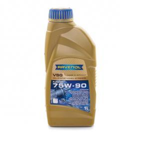 X3 (E83) RAVENOL Differentialöl 1221101-001-01-999