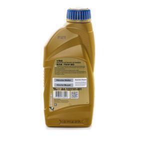 RAVENOL Schaltgetriebeöl 1221101-001-01-999