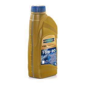 RAVENOL Getriebeöl und Verteilergetriebeöl (1221101-001-01-999)