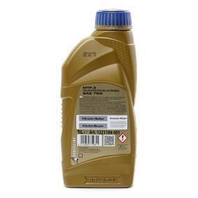 RAVENOL Olej do automatické převodovky 1221104-001-01-999