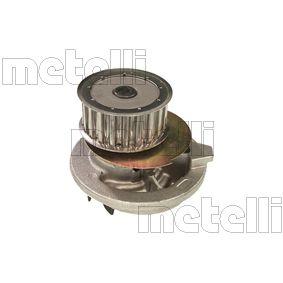 Wasserpumpe METELLI Art.No - 24-0324 OEM: 1334014 für OPEL, FORD, BEDFORD, VAUXHALL kaufen