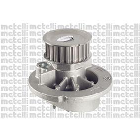 Wasserpumpe METELLI Art.No - 24-0541A OEM: 6334035 für OPEL, ALFA ROMEO, VAUXHALL, HOLDEN kaufen