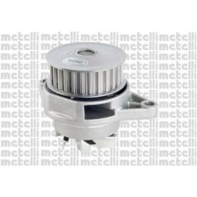 Wasserpumpe METELLI Art.No - 24-0603 OEM: 030121005NV für VW, AUDI, SKODA, SEAT, ALFA ROMEO kaufen