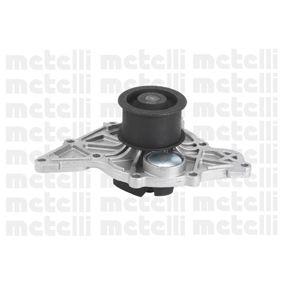 Wasserpumpe METELLI Art.No - 24-0868 OEM: 059121004EX für VW, AUDI, SKODA, SEAT, CUPRA kaufen