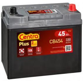 Starterbatterie CENTRA Art.No - CB454 kaufen