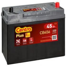Starterbatterie CENTRA Art.No - CB456 kaufen