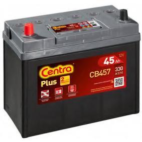 Starterbatterie CENTRA Art.No - CB457 OEM: 28800YZZCA für TOYOTA, WIESMANN kaufen