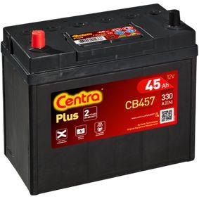 CENTRA Starterbatterie 28800YZZCA für TOYOTA, WIESMANN bestellen