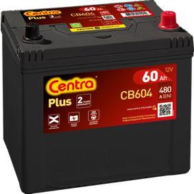 Akkumulator CB604 CENTRA