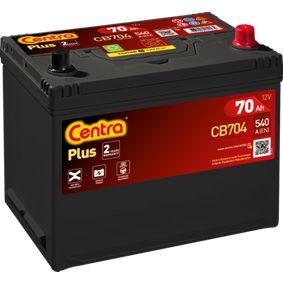 Akkumulator CB704 CENTRA