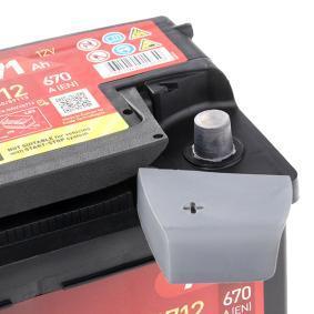 CENTRA Starterbatterie (CB712) niedriger Preis