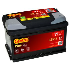 CENTRA FORD MONDEO Batterie (CB712)
