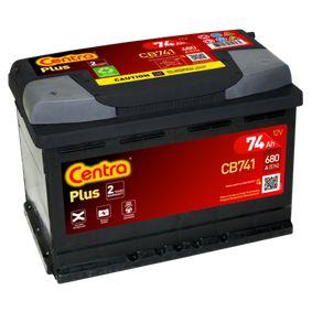 CENTRA Starterbatterie 28800YZZBB für OPEL, TOYOTA, LEXUS, ROVER, WIESMANN bestellen