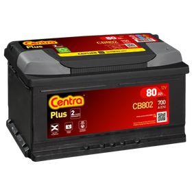 CENTRA Starterbatterie 288000R060 für TOYOTA bestellen