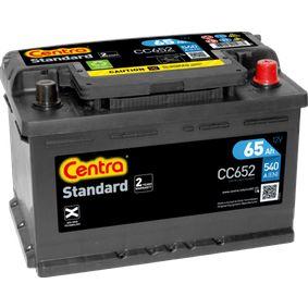 CENTRA Starterbatterie 61218381716 für BMW bestellen
