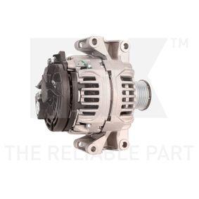 NK Alternator 4841530 for MERCEDES-BENZ VITO 110 CDI 2.2 (638.094) 102 PS buy
