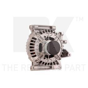 NK Generator A0131540002 für MERCEDES-BENZ bestellen