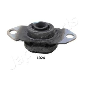 Lagerung, Motor JAPANPARTS Art.No - RU-1024 OEM: 8200352861 für RENAULT, NISSAN, DACIA, SANTANA, RENAULT TRUCKS kaufen