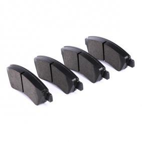 TEXTAR 2395401 Brake Pad Set, disc brake OEM - 1613192280 CITROËN, PEUGEOT, PIAGGIO, HELLA, CITROËN/PEUGEOT, GLASER, SCT Germany, DS cheaply