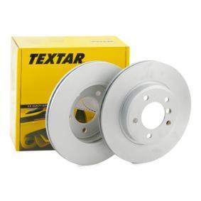 34116766224 für BMW, Bremsscheibe TEXTAR (92097205) Online-Shop