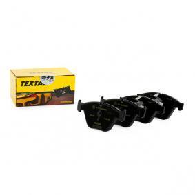 34112288858 für BMW, Bremsbelagsatz, Scheibenbremse TEXTAR (2331301) Online-Shop