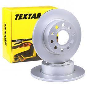 5Q0615601F für VW, AUDI, SKODA, SEAT, VOLVO, Bremsscheibe TEXTAR (92120903) Online-Shop