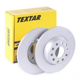 5Q0615601G für VW, AUDI, SKODA, SEAT, Bremsscheibe TEXTAR (92140803) Online-Shop