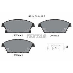 TEXTAR 2503401