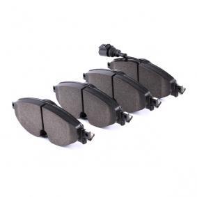 TEXTAR Kit de plaquettes de frein, frein à disque (2568301) à bas prix