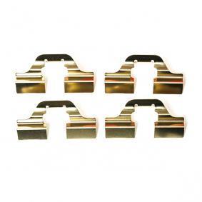 Brake pads FEBI BILSTEIN (116026) for RENAULT MEGANE Prices