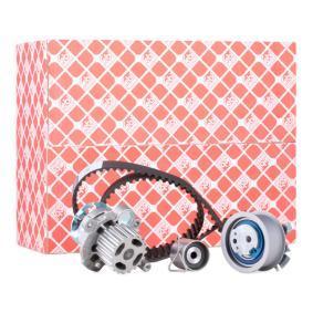 038198119C pentru VW, AUDI, SKODA, SEAT, Set pompa apa + curea dintata FEBI BILSTEIN (45133) Magazin web