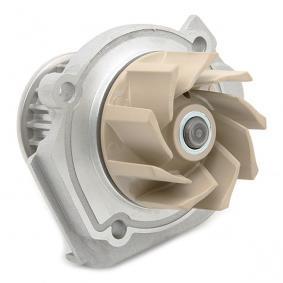 FEBI BILSTEIN Water pump + timing belt kit 45176